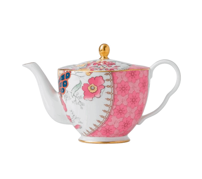 Wedgewood Butterfly Bloom Teapot